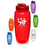Plastic Gripper Water Bottles