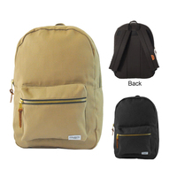 Heritage Lightning Textiles Canvas Backpack