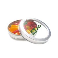 Top View Tin with Mike & Ike®