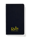 Black Mini Notebook