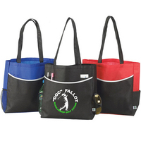 Two Tone Promotional Business Tote