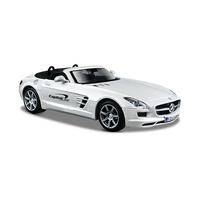 1/24 scale Mercedes-Benz SLS AMG Roadster Diecast