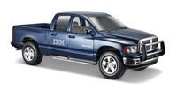 "7""x2-1/2""x3"" 2002 Dodge Ram Quad Cab Die Cast Replica Truck"
