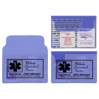 The FOLDOVER Translucent First Aid Kit