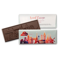 Custom Chocolate Bar & Wrapper