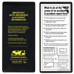 Insurance Card Holder Kit (Open on Long Side)