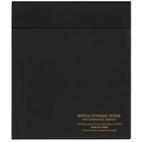 Vertical Portfolios - Standard Vinyl Colors