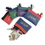 The Fun Color Zip purse