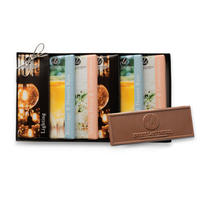 Wrapper Bar Gift Pack-clear lid packaging-6 wrapper designs