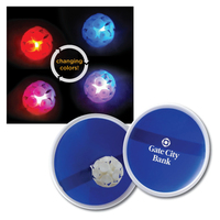 Catch Game with Lighted LED Suction Cup Ball