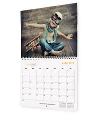 Wall Calendar - Custom