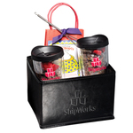 Avalon Cups, Hot Cocoa and Pretzels Gift Set