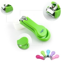 Plastic Cheap Cute Baby Nail Clipper