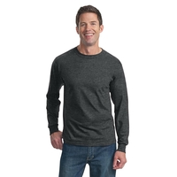 Fruit of the Loom HD Cotton 100% Cotton Long Sleeve T-Shirt.