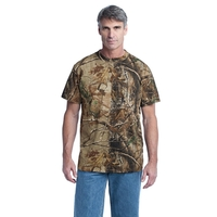 Russell Outdoors - Realtree Explorer 100% Cotton T-Shirt.