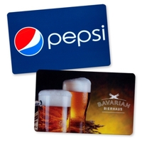 Custom PVC Plastic Cards