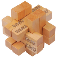STACKER WOOD PUZZLE