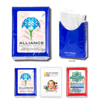 Mini Tissue Travel Pack