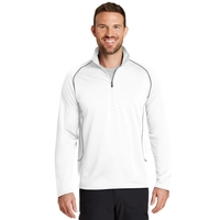 Eddie Bauer 1/2-Zip Base Layer Fleece.