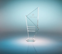 Interplay Crystal Award - Large