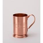 Solid Copper Beer Stein. 14 oz.