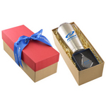 Gift Box with 20oz Tumbler and Diamond Ornament