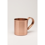 Solid Copper King Sized Moscow Mule Mug. 32 oz.