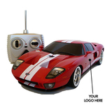 Remote Control 1:18 Scale Ford GT Sports Car
