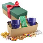 2 Mug Gift Box - Hershey Kisses