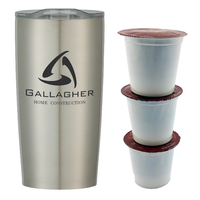 Himalayan Wake-up Tumbler - Travel Mug
