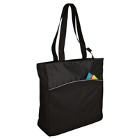 Port Authority - Two-Tone Colorblock Tote.