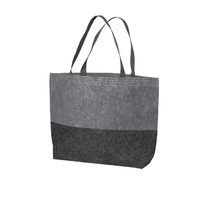 Port Authority Large Felt Tote.