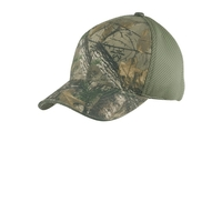 Port Authority Camouflage Cap with Air Mesh Back.