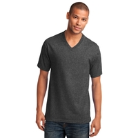 Port & Company Core Cotton V-Neck Tee.