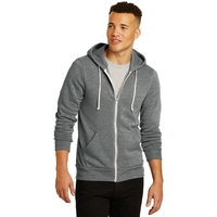 Alternative Rocky Eco -Fleece Zip Hoodie.