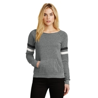Alternative Women's Maniac Sport Eco -Fleece Sweatshirt.