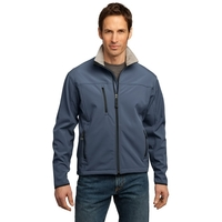 Port Authority Tall Glacier Soft Shell Jacket.