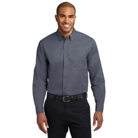 Port Authority Long Sleeve Easy Care Shirt.