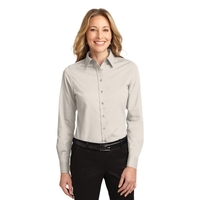Port Authority Ladies Long Sleeve Easy Care Shirt.