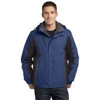 Port Authority Colorblock 3-in-1 Jacket.