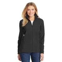 Port Authority Ladies Summit Fleece Full-Zip Jacket.