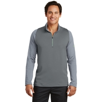 Nike Dri-FIT Stretch 1/2-Zip Cover-Up.