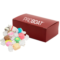 Medium Chest Candy Box with Salt Water Taffy