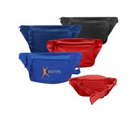 Deluxe 3 Pockets Fanny Pack