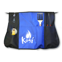 Chef's BBQ Apron Set