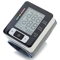 iBank®Wrist Blood Pressure / Pulse / Heart Rate Monitor