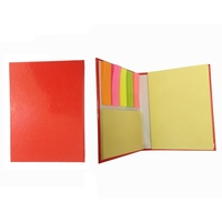 Custom Colorful Promotional Sticky Notes Book with Page Mark