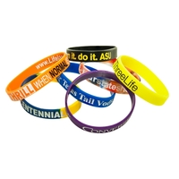 Silicone Wristband - Overseas