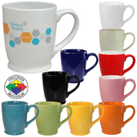 16oz Kona Mug, spot color