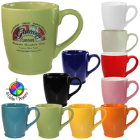 16oz Kona Mug, four color